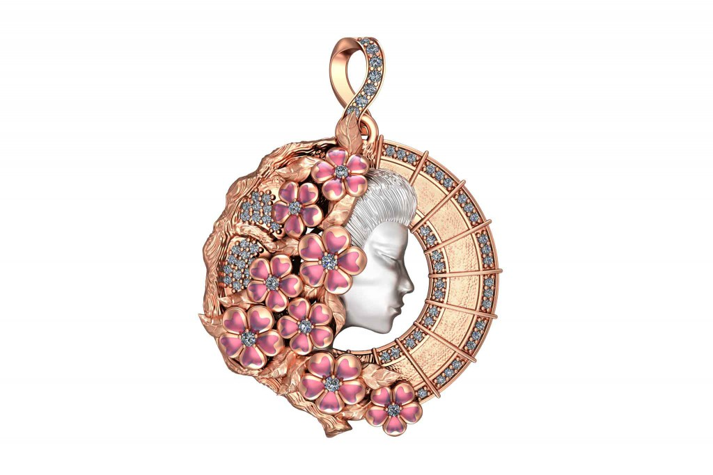 3d jewelry design service