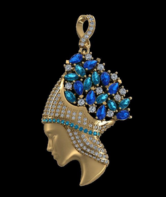Cad Jewelry 3D Model