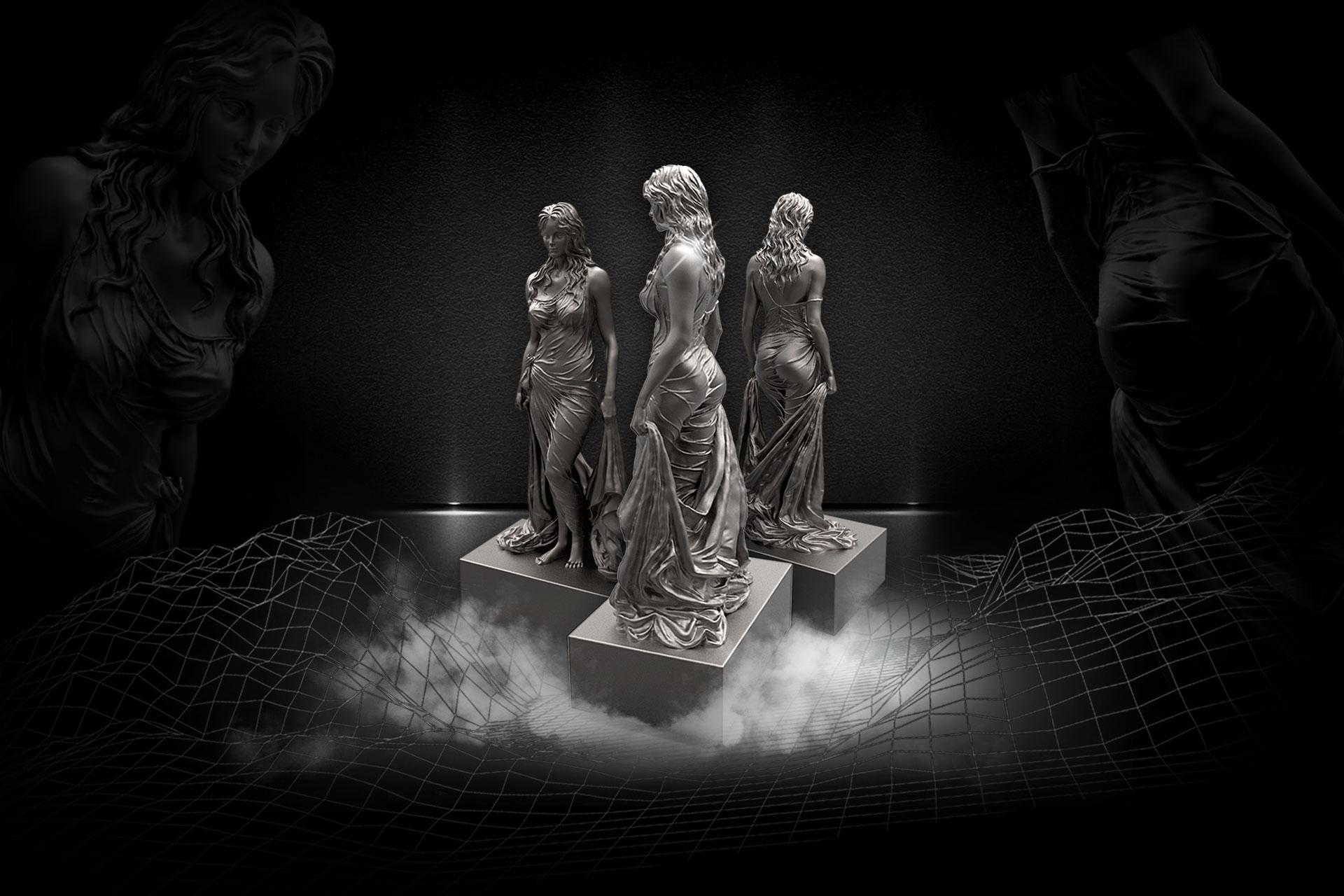 Sculpting-Girl