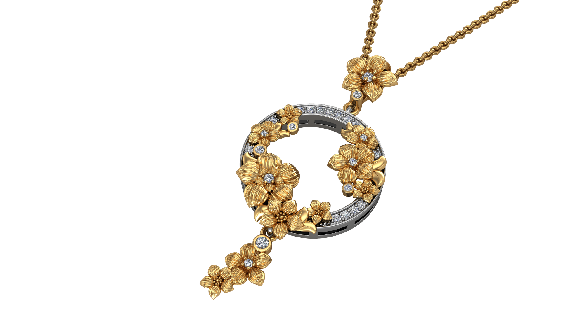 Jewelry Modeling - Cad Jewelry 3D Model - Rhino, Zbrush ...
