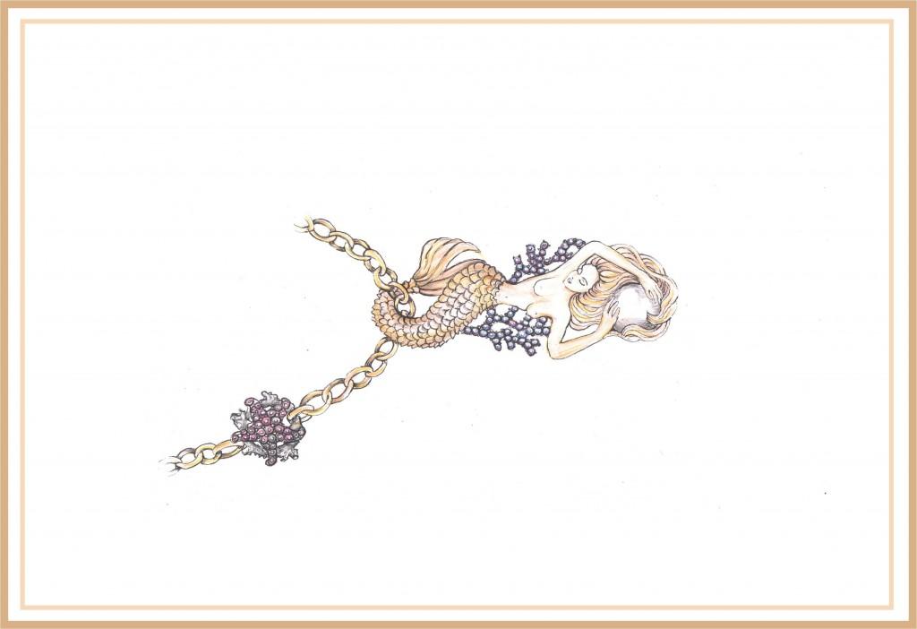 jewelry pearls models