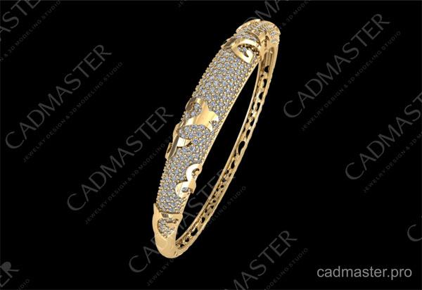 jewelry bracelet models