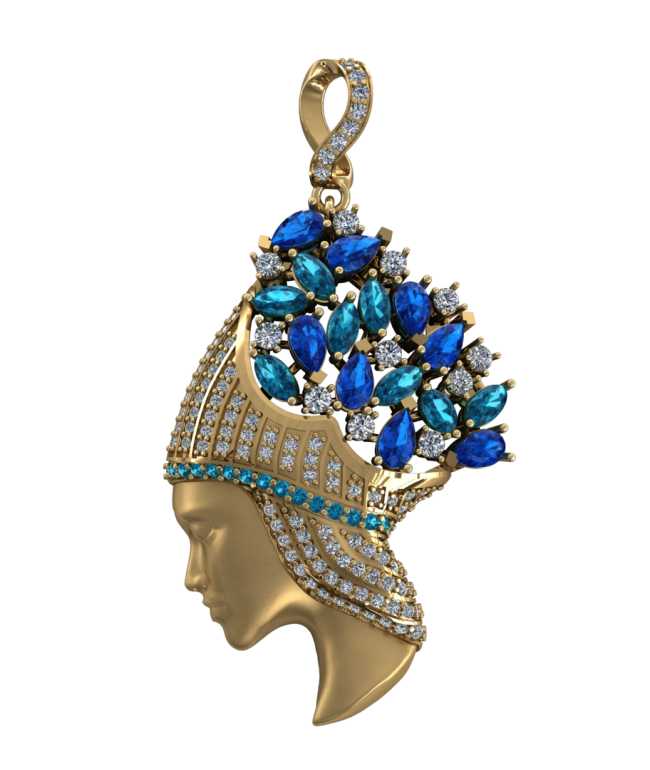 3d jewelry modeling